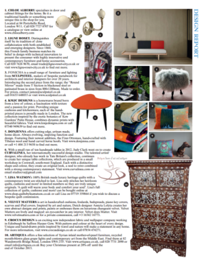 Design Report November `