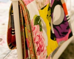 Designers Guild Brights Summery Patchwork Quilt