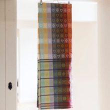 Folklore fabric Heart Sampler design 200cm length