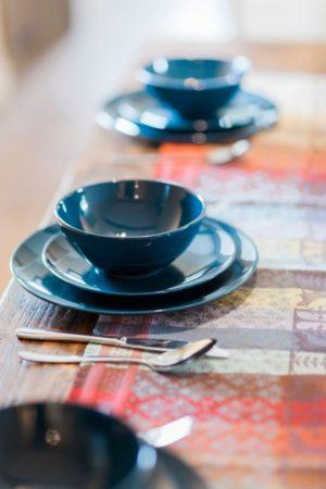 Folklore Fabrics make truly beautiful & unique tablecloths.