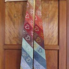 Folklore Fabric ties