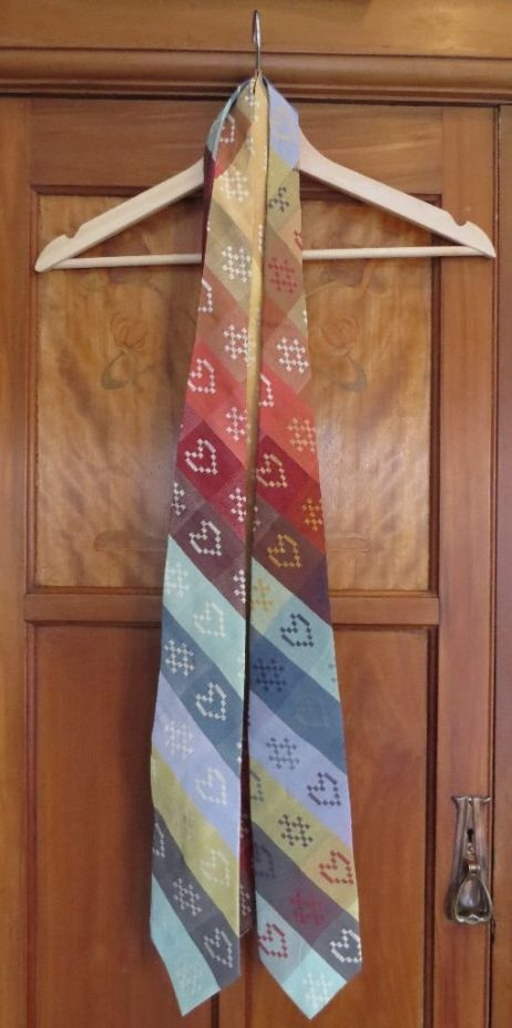 Folklore Fabric ties
