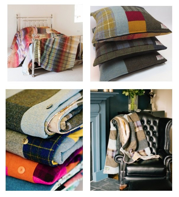 By Lisa Watson makes authentically British quilts, cushions & more for your home