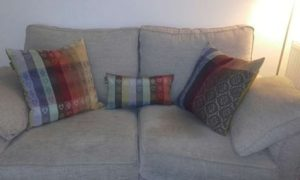 FF cushions come in 3 sizes