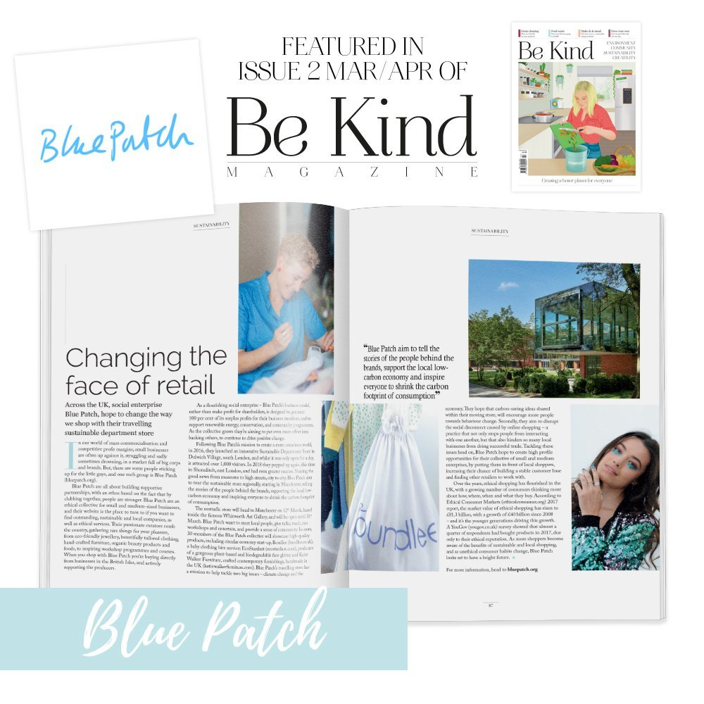 By Lisa Watson is thrilled to be included intelligent, thought provoking and affirmative sustainable article