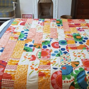 Bespoke Memory Patchwork Quilts Stitched By Lisa Watson